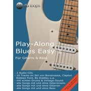 db loops Play Along Blues Easy Vol.1