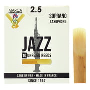 Marca Jazz unfiled Soprano Sax 2.5
