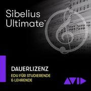 Avid Sibelius Ultimate EDU