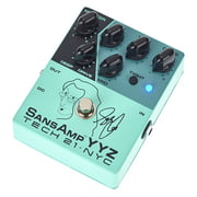 Tech 21 SansAmp Geddy Lee YYZ Preamp