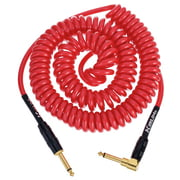 Kirlin Premium Coil Cable 6m Red
