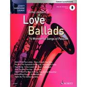 Schott Love Ballads T-Sax