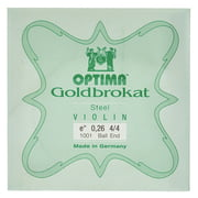 "Optima Goldbrokat e"" 0.26 medium BE"