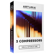 Arturia 3 Compressors You Actually Use