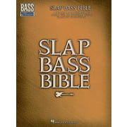 Hal Leonard Slap Bass Bible