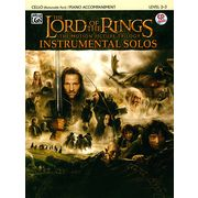 Alfred Music Publishing Lord Of The Rings Cello