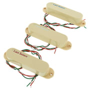 Lace Pickups Sensor Pack Red/Silver/Blue CR