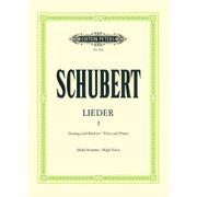 Edition Peters Schubert Lieder 1 High