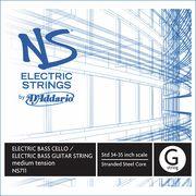 Daddario NS711 Electric Bass/Cello G