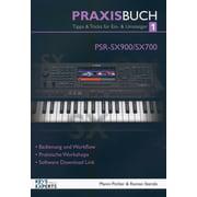 Keys Experts Verlag SX700/ 900 Praxis Buch 1