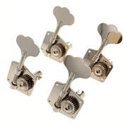 Gotoh FB30 Jazz /& P Style Single Bass Tuner Right Handed, Aged//Relic Nickel, C…