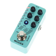 Mooer E7 Polyphonic Guitar Synth.