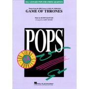 Hal Leonard Game Of Thrones String Qt.