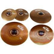Paiste Rude Wild Cymbal Set
