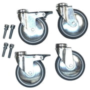 Jaspers Caster Set with 4 cast B-Stock