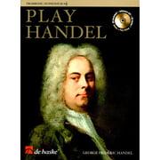 De Haske Play Händel Trombone/Eup