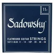 Sadowsky Blue Label Steel FLW 011-048