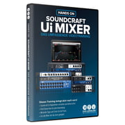 DVD Lernkurs Hands On Soundcraft Ui Mixer