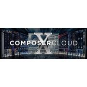 EastWest ComposerCloud X 1Y Subscript.