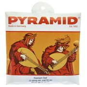 Pyramid Arabic Oud High Tuning g-wound