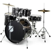 Millenium Focus 22 Drum Set Black
