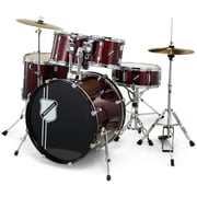 Millenium Focus 22 Drum Set Red