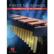 Hal Leonard First 50 Songs Xylophone