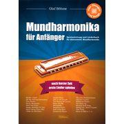 Olaf Böhme Mundharmonika for Anfänger