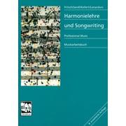 Leu Verlag Harmonielehre und Songwriting