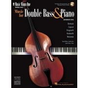 Music Minus One Music Double Bass/Piano Advanc