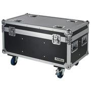 Flyht Pro Case Outdoor Stage Par 6in1