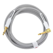 Kirlin Plus Instrument SA Cable 3m WH