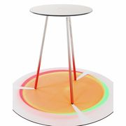 LED Table Event Table - 110 RD LED