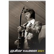 PPV Medien Guitar Calendar 2021