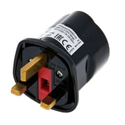 Brennenstuhl Travel Adapter earthed to GB