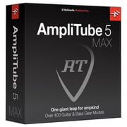 IK Multimedia AmpliTube 5 MAX