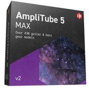 IK Multimedia AmpliTube 5 MAX Upgrade