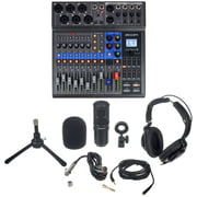 Zoom LiveTrak L-8 Mic Set