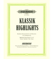 Classical Brass & Woodwind Sheet Music