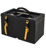 Taschen und Koffer für Fußmaschinen