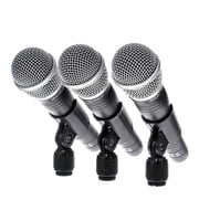 Conjuntos de microfone