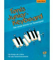 Partituras para teclado