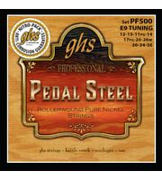 Cuerdas para Steel Guitars