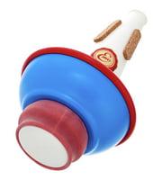 Cup damper for trumpet