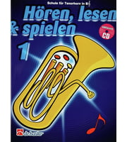 Sheet Music For Baritone/Euphonium/Tenor Horn