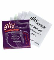 Cordas standard  em nylon para guitarras clássicas