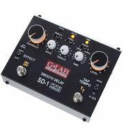 Delay/Echo Pedals