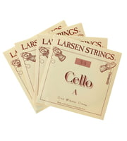 3/4 and 1/2 Cello Strings
