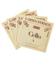 Saitensätze für 3/4 und 1/2 Cello
