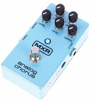 Chorus/Flanger/Phaser Pedals
